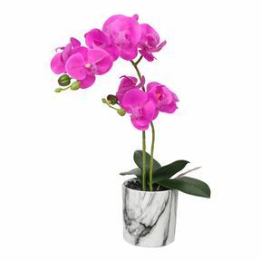 Ciklamena umetna orhideja 49 cm