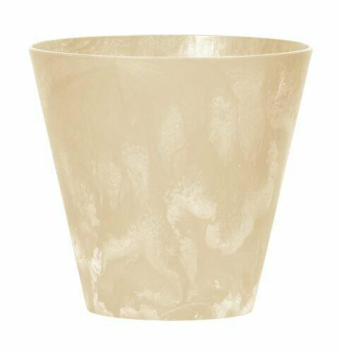 Cvetlični lonec TUBUS BETON EFFECT pesek 30 cm