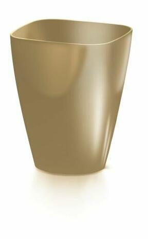 Lonček COUBI ORCHID kvadratna kava z mlekom 13,2 cm