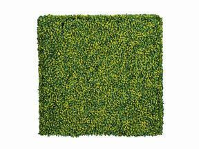 Umetna listavka Buxus - 50x50 cm