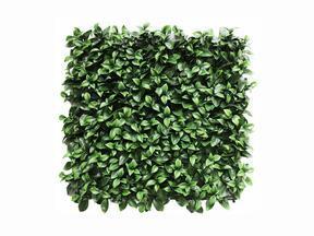 Umetna listna plošča Gardenia - 50x50 cm