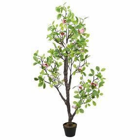 Umetna magnolija svetlo zelena 150 cm