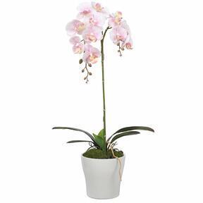 Umetna orhideja roza 53 cm