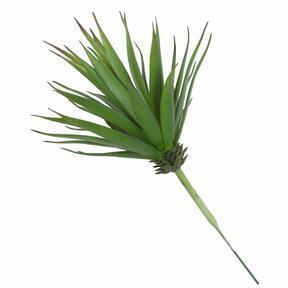 Umetna rastlina Agava zelena 20 cm