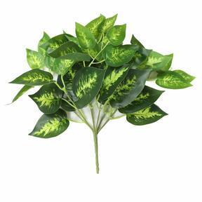 Umetna rastlina Difenbachia 25 cm