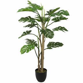 Umetna rastlina Monstera 120 cm