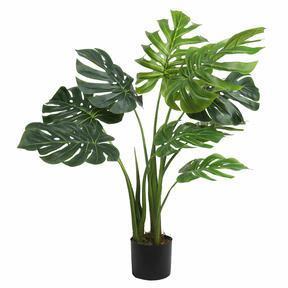 Umetna rastlina Monstera 85 cm