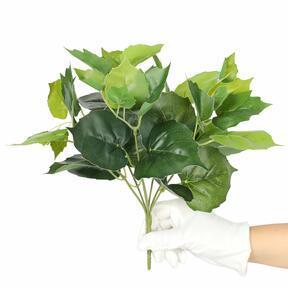 Umetna rastlina Pavinič zelena 25 cm