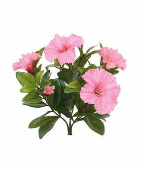 Umetna rastlina Petunia pink 25 cm