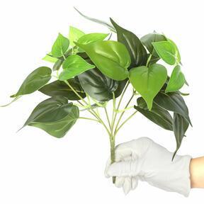 Umetna rastlina Philodendron Cordatum 25 cm