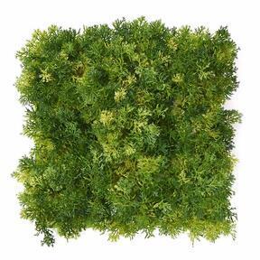 Umetna svetlo zelena mahovina - 25x25 cm