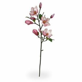 Umetna veja Magnolia pink 80 cm