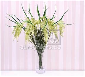 Umetna veja Riž posejan 75 cm