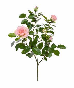 Umetna veja Roza vrtnica 70 cm