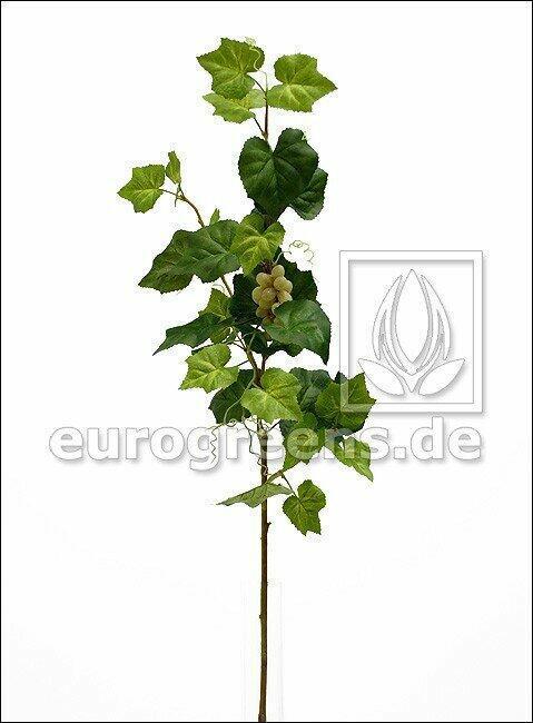 Umetna veja Trta s plodovi 95 cm