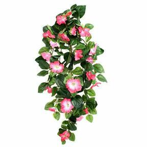 Umetna vitica Petunia roza 80 cm