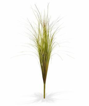 Umetni zeleno-rjav utor iz trave 80 cm