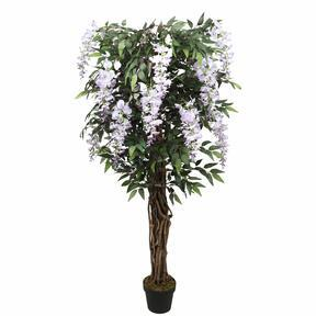 Umetno drevo Wisteria vijolično 150 cm