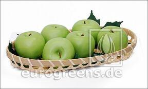 Umetno zeleno jabolko
